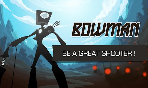 Bowman Game - screenshot thumbnail