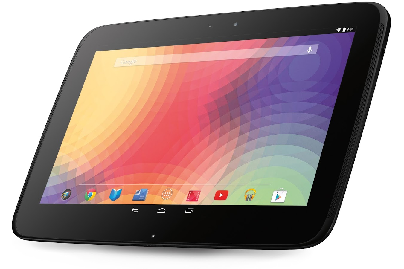 Nexus 10 (16GB) - screenshot