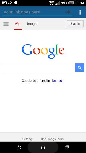 Lion Web Browser
