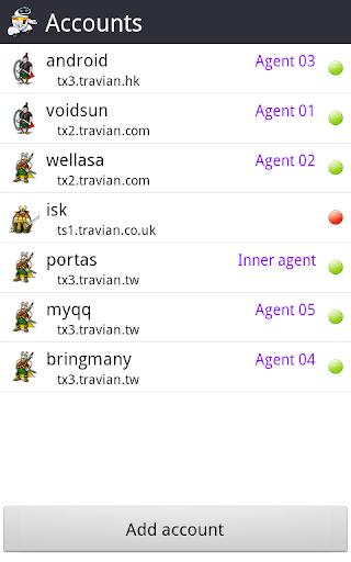 Travian Agent05