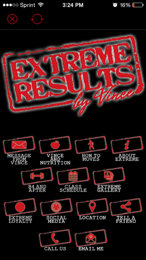 Extreme Results by Vince
