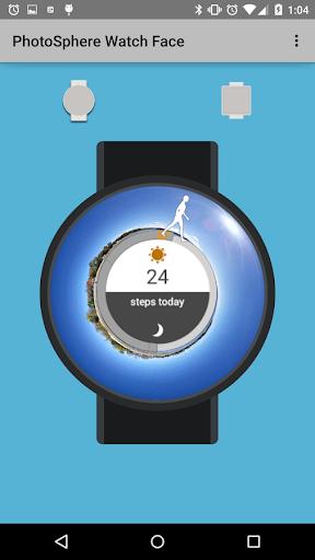 PhotoSphere Watch Face 1.7.1 Windows u7528 4