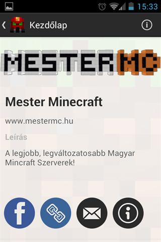 MesterMC- screenshot