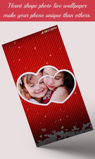Photo Frame Live Wallpaper