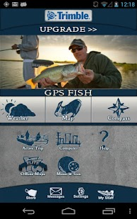 Trimble GPS Fish Free- screenshot thumbnail