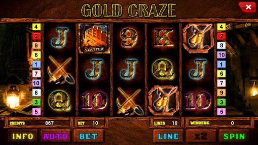 Gold Craze slot
