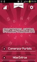 Screenshot of PasoPalabra