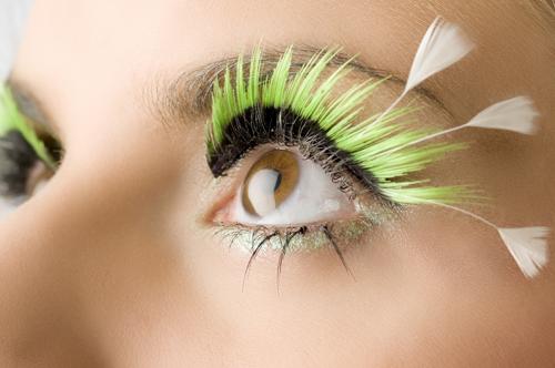 眼睛化妝步驟分步