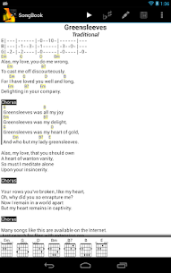 SongBook APK 6