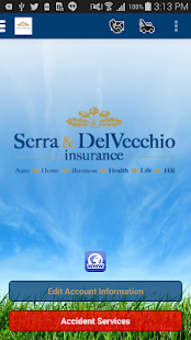 Serra & DelVecchio Insurance- screenshot thumbnail