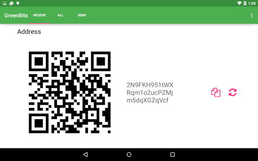 GreenBits Bitcoin Wallet for Android apk 13