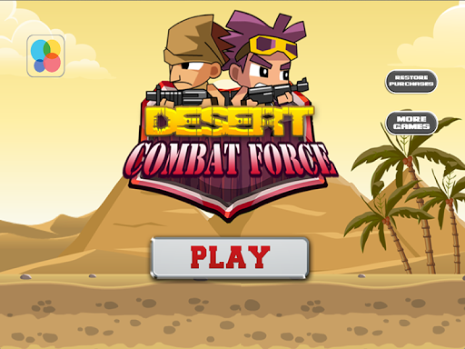 Desert Combat Force