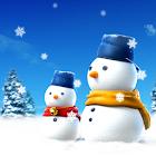 SNOWMAN LiveWallpaper Trial icon