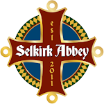 Logo of Selkirk Abbey Huckleberry Chapel Witbier