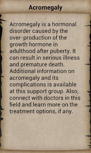 【免費醫療App】Disease Dictionary-APP點子
