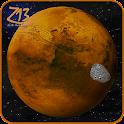 Mars HD Live Wallpaper Pro icon
