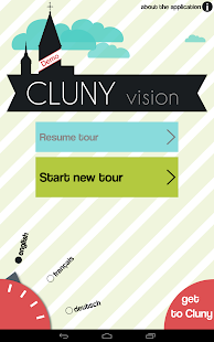 Cluny Vision Demo - screenshot thumbnail