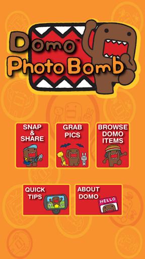 Domo Photo Bomb