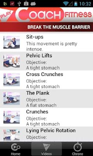 PlayCoach™ Rock Hard Abs - screenshot thumbnail