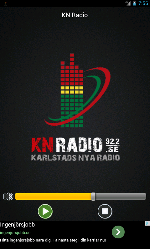KN Radio- screenshot