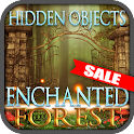 Enchanted Forest Hidden Object logo