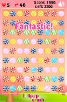 Screenshot of Lollipop Crash