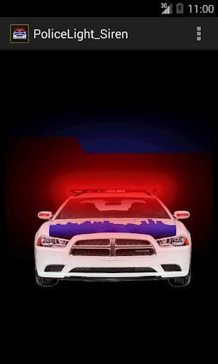 Police Lights And Sirens Prank