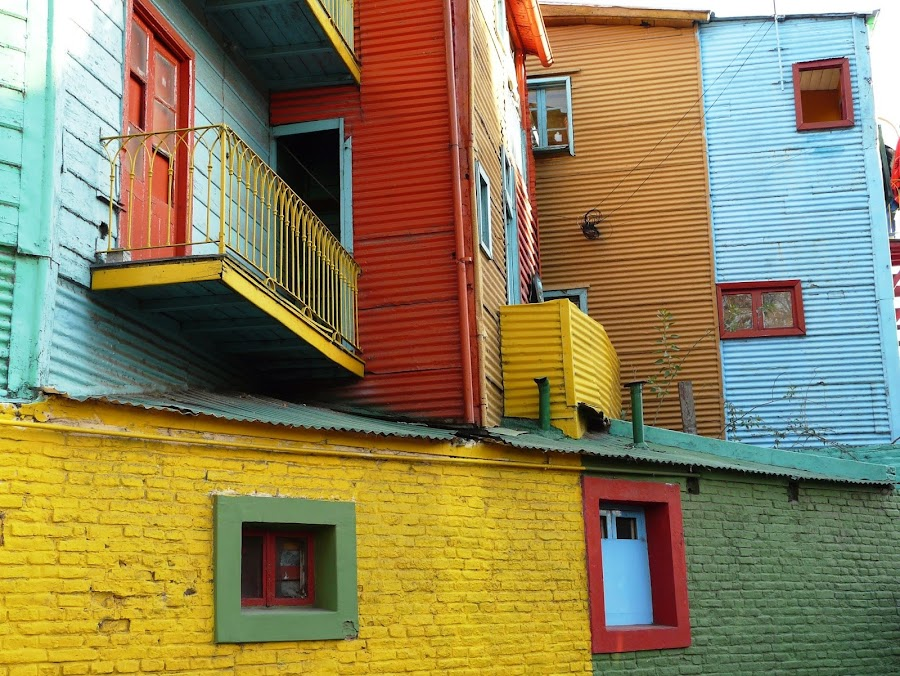 Buenos Aires, Argentina by Tamara Ratz - City,  Street & Park  Historic Districts (  )