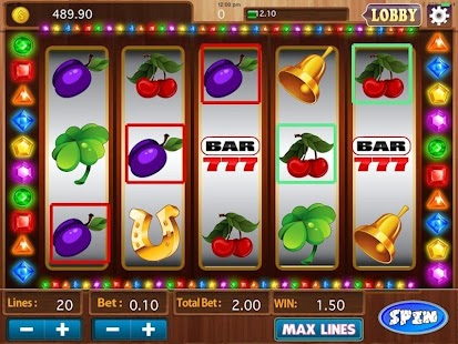 Wild West Cowboy Slots Casino - screenshot thumbnail