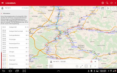 Navi SBahn Stuttgart Apps on Google Play