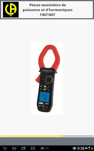 Power Harmonic Clamp 407-607