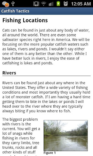 Catfish Tactics & Secret Baits  screenshots 3