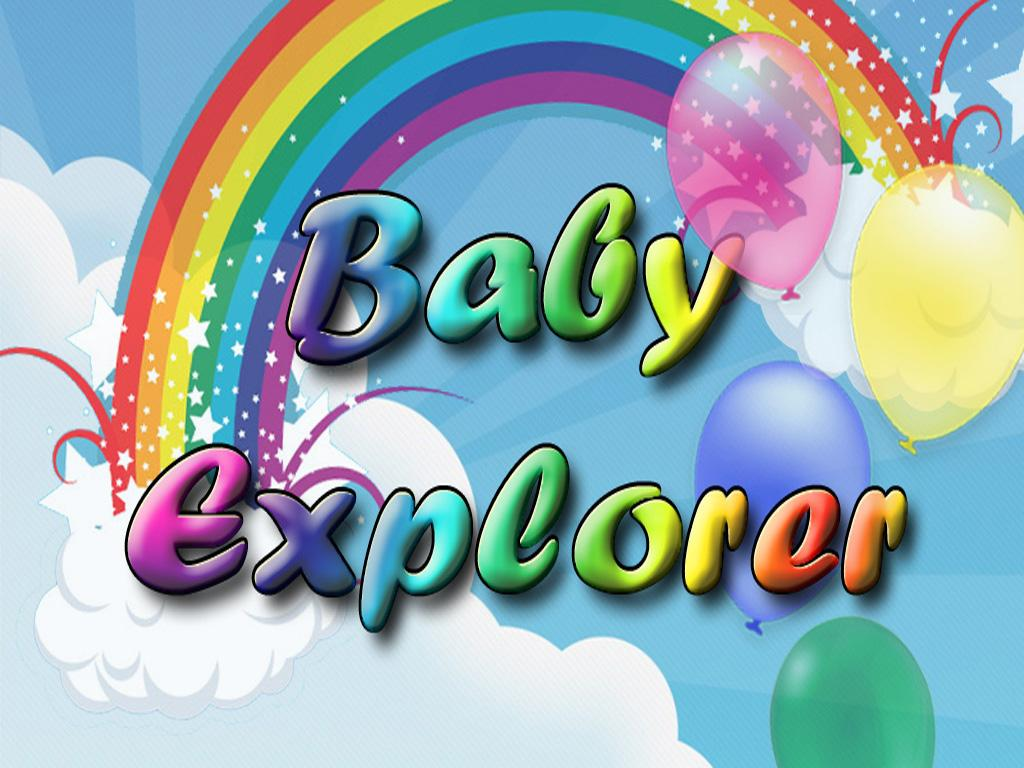 Baby explorer LITE - screenshot