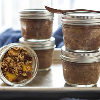 Portable Baked Oatmeal – Snack Size!.