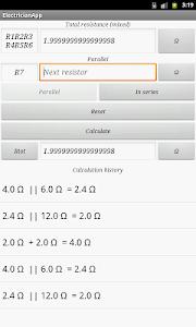 Electrician App v3.5