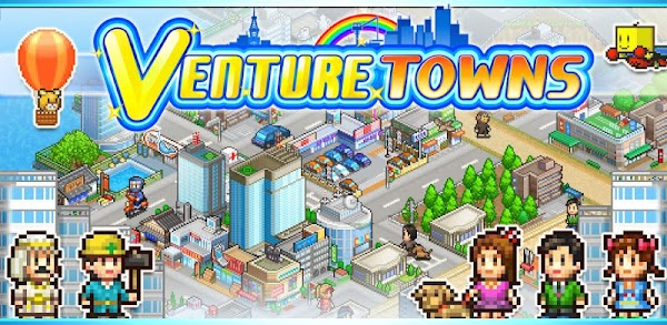 Venture Towns Apk Download