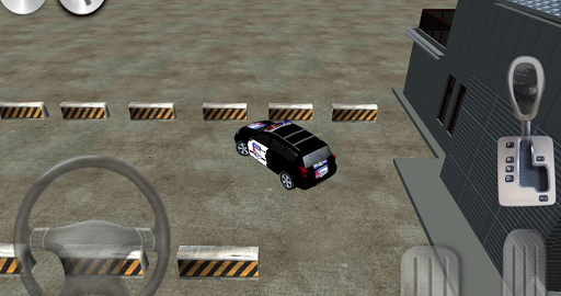 Police 3D Car Parking 1.2 screenshots 5