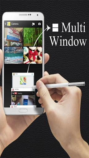 Multi Tasking - Multi Window