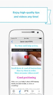 latchME - breastfeed easier- screenshot thumbnail