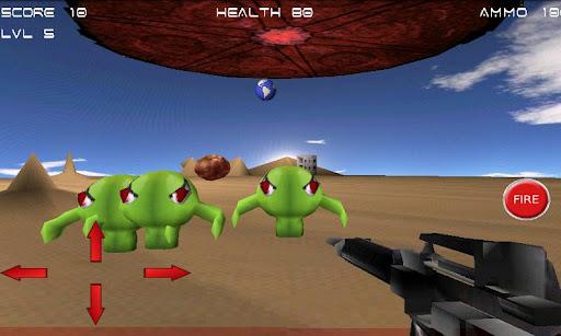 Alien Strike 3D