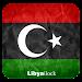 Libya Flag Ilock