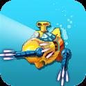 Crazy Deep Sea Shooter icon