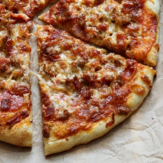 Meat Lover'S Pizza Recipe