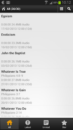 CRCC Podcast App
