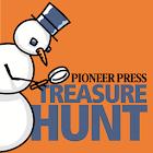 Pioneer Press Treasure Hunt icon