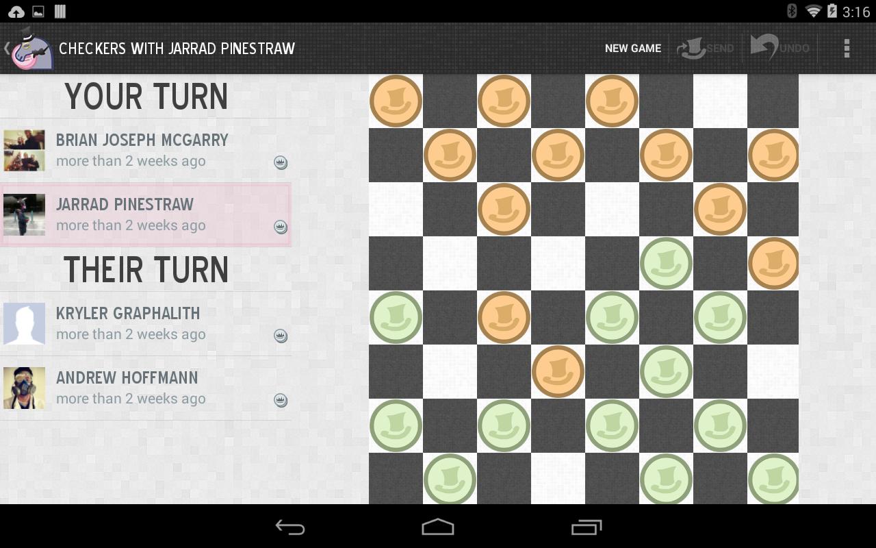 Classy Games - screenshot