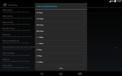 Secret Video Recorder Premium v1.7.6