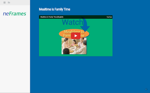 Mealtime is Family Time- screenshot thumbnail