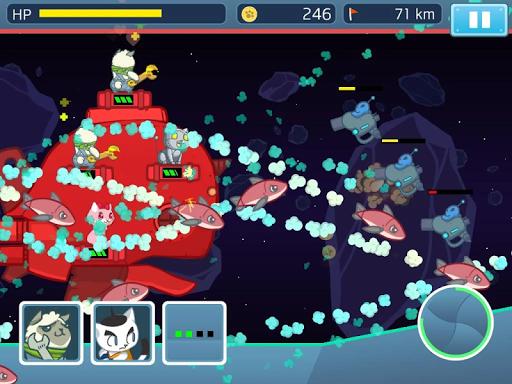 Naughty Kitties - Cats Battle v1.2.5 APK (Mod)