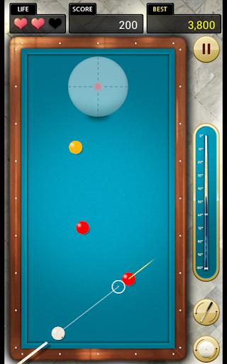 Billiards 3 ball 4 ball  screenshots 2
